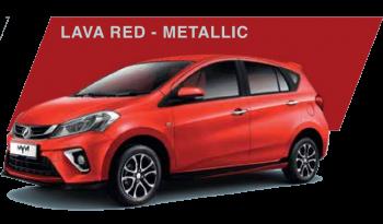 Perodua Myvi full